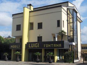 dove siamo – Luigi Fontana Arredamenti Lissone