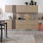 Cucina componibile moderna (Mobilegno) Roberta 10
