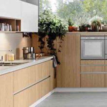 Cucina componibile moderna (Mobilegno) Roberta 2