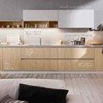 Cucina componibile moderna (Mobilegno) Roberta 3