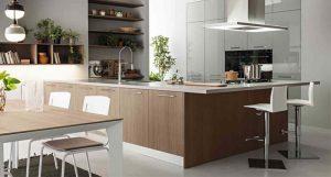 Cucina componibile moderna (Mobilegno) Roberta 5