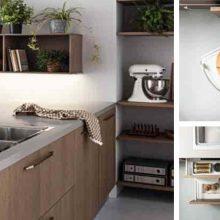 Cucina componibile moderna (Mobilegno) Roberta 6