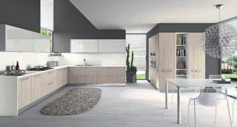 Cucina AMBRA – Luigi Fontana Arredamenti Lissone