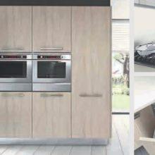 Cucina componibile moderna (Mobilegno) Ambra 2