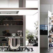 Cucina componibile moderna (Mobilegno) Angela 2