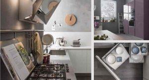 Cucina componibile moderna (Mobilegno) Angela 4