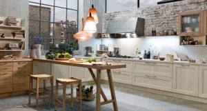 Cucine componibili classiche (Mobilegno) Cecilia 1