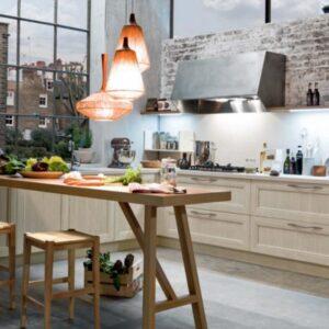 Cucine componibili CLASSICHE – Luigi Fontana Arredamenti Lissone