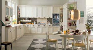 Cucine componibili classiche (Mobilegno) Cecilia 10