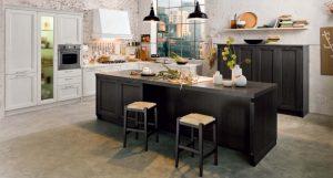 Cucine componibili classiche (Mobilegno) Cecilia 5
