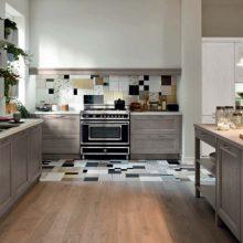 Cucine componibili classiche (Mobilegno) Cecilia 7