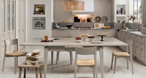 Cucine componibili classiche (Mobilegno) Cecilia 8