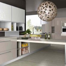 Cucina componibile moderna (Mobilegno) Clara 6
