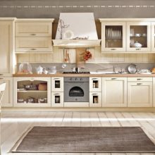 Cucina componibile classica (Dbs) Country 4