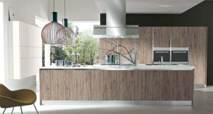 Cucina componibile moderna (Mobilegno) Ingrid 10