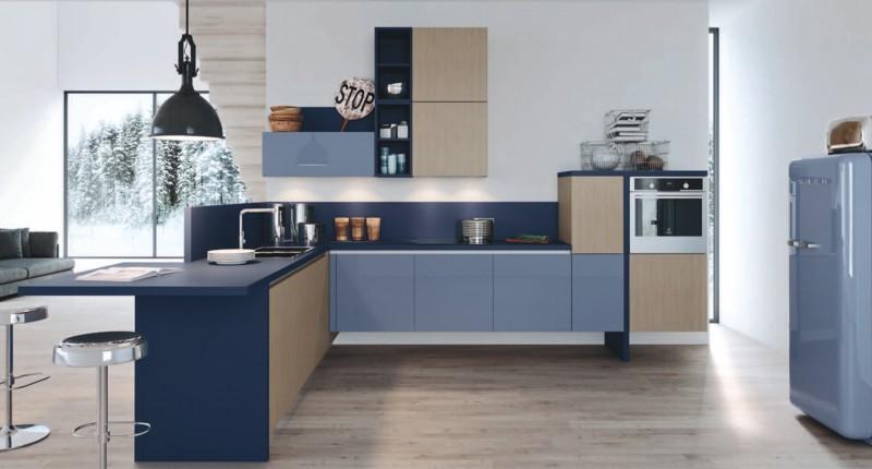 Cucina IRENE – Luigi Fontana Arredamenti Lissone