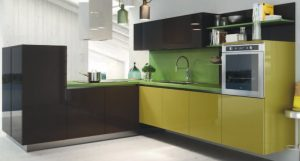 Cucina componibile moderna (Dbs) Irene 6