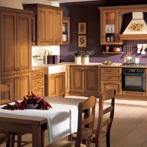 Cucina classica componibile (Mobilegno) Jasmine 1