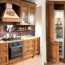 Cucina classica componibile (Mobilegno) Jasmine 2