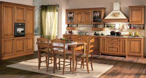 Cucina classica componibile (Mobilegno) Jasmine 7