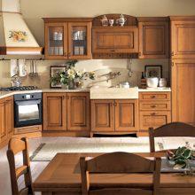 Cucina classica componibile (Mobilegno) Jasmine 8