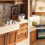 Cucina classica componibile (Mobilegno) Jasmine 9
