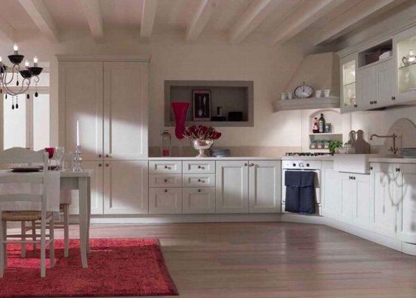Cucina componibile classica (Mobilegno) Sophia 1