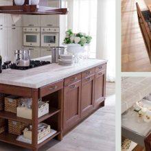 Cucina componibile classica (Mobilegno) Sophia 6