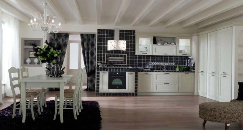 Cucina componibile classica (Mobilegno) Sophia 7