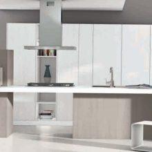 Cucina componibile moderna (Mobilegno) Ambra 3