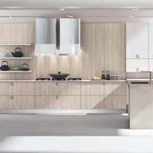 Cucina componibile moderna (Mobilegno) Ambra 5
