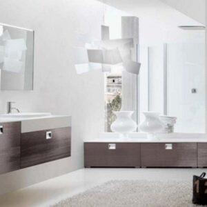 Arredo bagno moderno luigi fontana arredamenti lissone for Lissone arredo bagno