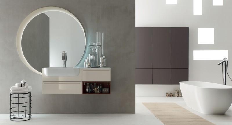 Arredo bagno MODERNO – Luigi Fontana Arredamenti Lissone
