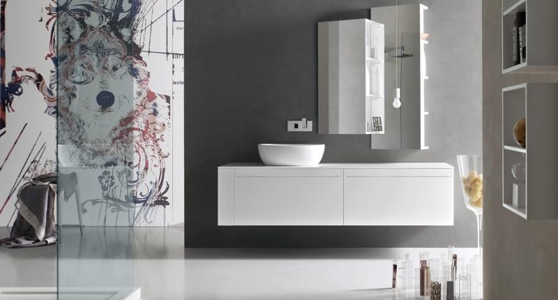 Arredo bagno glicine luigi fontana arredamenti lissone - Outlet mobili bagno lissone ...