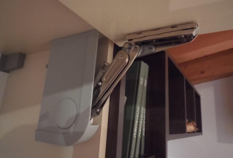 Ammortizzatore del pensile della cucina outlet Fly - Luigi Fontana Arredamenti Lissone -