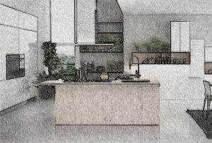 Promozione cucina larghezza 360