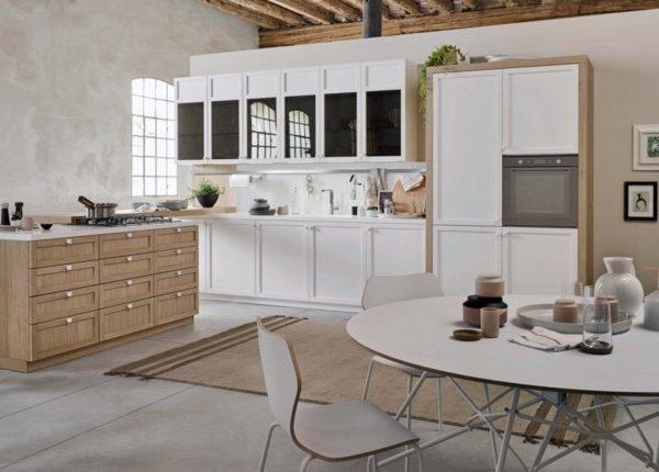 Cucina moderna componibile (Dbs) Maia 1