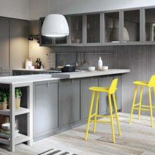 Cucina moderna componibile (Dbs) Maia 10