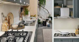 Cucina moderna componibile (Dbs) Maia 4