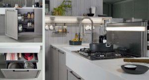 Cucina moderna componibile (Dbs) Maia 6