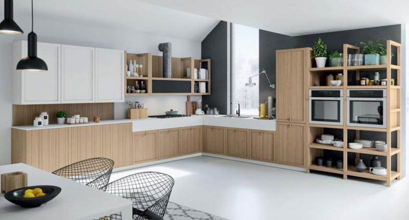 Cucina moderna componibile (Dbs) Maia 8