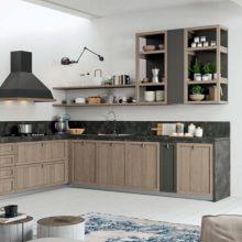 Cucina moderna componibile (Dbs) Maia 9