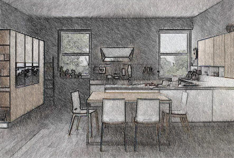 Promozione cucina angolare Corner