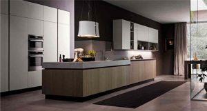 Cucina componibile moderna (Mobilegno) Roberta 1
