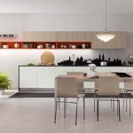 Cucina componibile moderna (Mobilegno) Angela 9