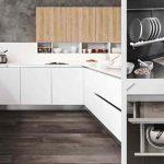 Cucina componibile moderna (Mobilegno) Clara 3