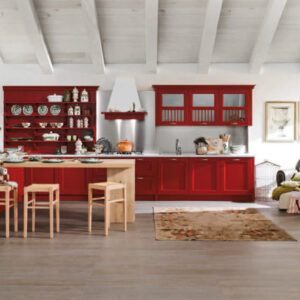 Cucina componibile classica (Dbs) Country 1