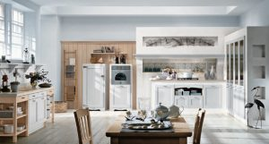 Cucina componibile classica (Dbs) Country 9