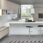 Cucina componibile moderna (Mobilegno) Ingrid 3