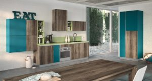 Cucina componibile moderna (Dbs) Irene 8